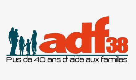 <strong> ADF 38 </strong><BR> Plus de 40 ans d'aide aux familles