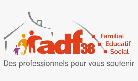 ADF 38  DES PROFESSIONNELS POUR VOUS SOUTENIR